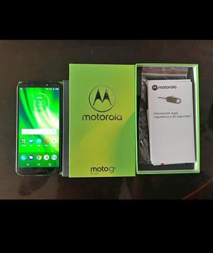 Vendo Motorola G6 Play Nuevo en Caja