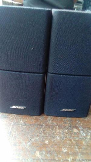 3 Bose Doble Cube Negro Lifestyle Acoustimass, Directo /