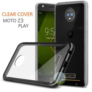 Case Funda Protector Clear Cover Moto Z3 PLay