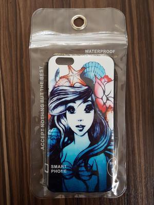 Case iPhone 6 Plus Sirenita, Disney