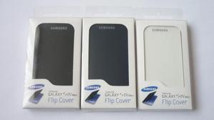 Funda Protector Flip Cover Samsung Galaxy S4 Mini más Mica