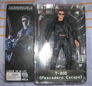 Neca Terminator 2 T800 Pescadero Escape