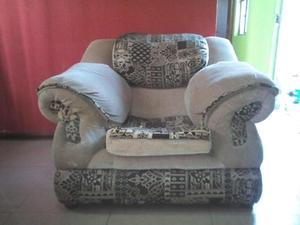 Sofa mueble 3 piezas remate por viaje
