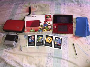 Remat Nintendo 3DS Americana 100 Negiciable