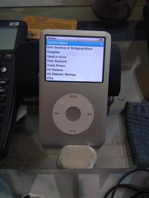 iPod Classic de 160 Gb Vendo O Cambio