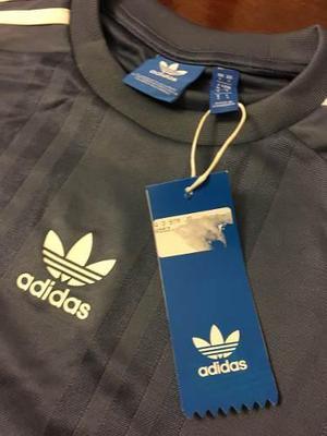 Vendo Polo adidas Originals Jersey JacquardTalla S