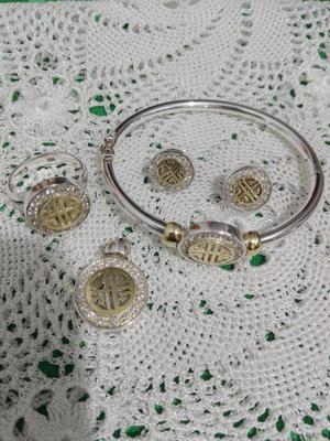 Joyas de plata 950