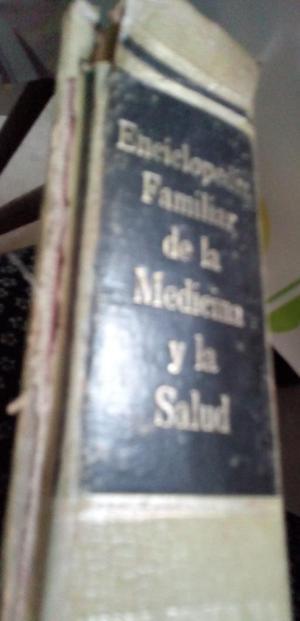 Enciclopedia Familiar Medicina Y Salud
