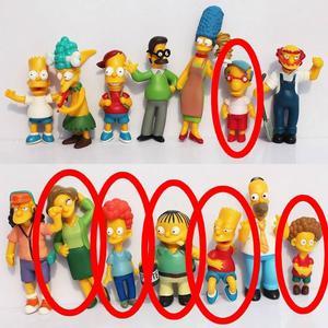 Colección Los Simpsons Superheroes: Homero, Marge, Bart