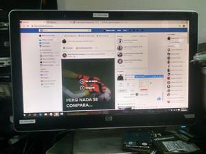 Monitor Hp de 20 Pulgadas