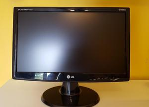 Monitor LG 20 pulgadas, 100 operativo