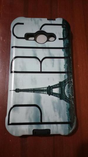 Vendo case cover Samsung Galaxy J1 Ace NUEVO diseño
