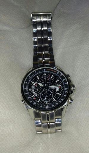 relojes reloj casio edifice chronograph efr 501 fd