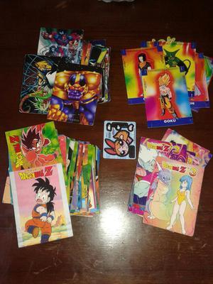 Cards, Taps, Tazos, Dragon Ball