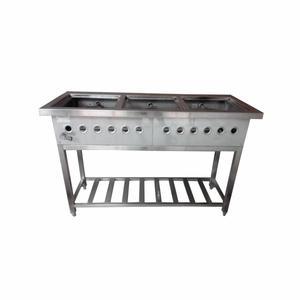 Cocina Industrial de Acero 304