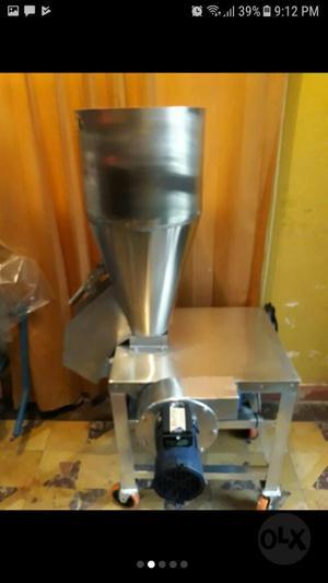 Maquina para Pelar Cacao Cafe