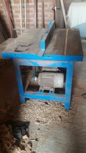Maquinas para Carpinteria Circular Etc
