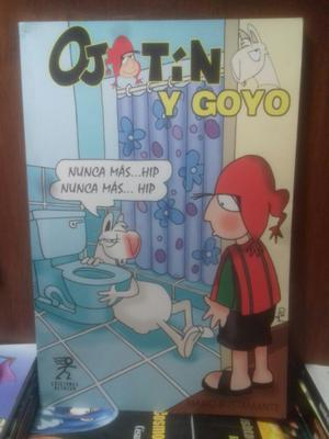 Ojotín Y Goyo. Mario Bustamante