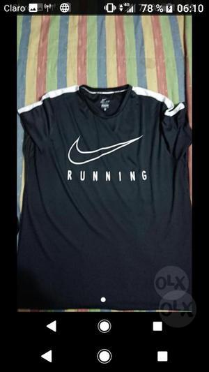 Polo Nike Running Xl