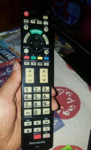 Se Vende Control de Tv Panasonic Origina