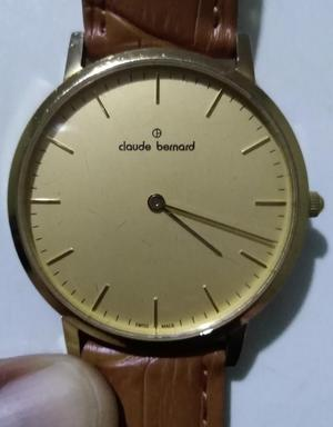 Reloj Claude Bernard Hecho Suiza, Correa Cuero