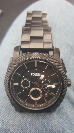 Reloj Fossil Fs Color Negro