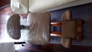Silla ergonómica de cedro