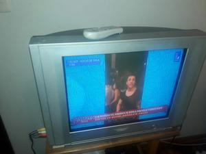Tv Hitech 21' con Control Original