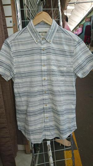Camisa Barbados Algodon Nueva Talla M