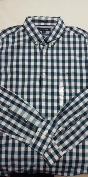 Camisa Tommy Hilfiger Original L