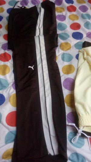 Pantalon Buzo Puma Original Talla S