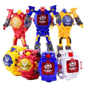 Reloj robot juguete de excelente calidad para niños