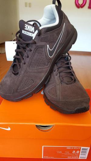 Zapatillas Nike Orig. Cuero Nuevo