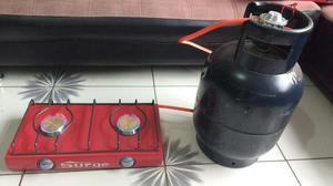 Cocina Nueva Balon Lleno con Gas