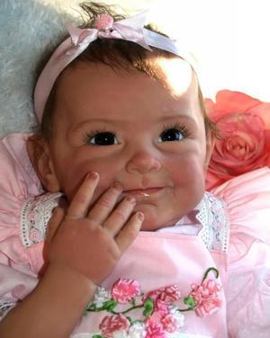 Muñeca Bebe Reborn