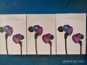 Audifonos In Ear Kz Zst Pro Auriculares
