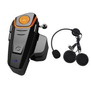 Auricular Bluetooth Para Motocicleta Intercomunicador