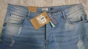 Bermuda Jeans Ovs Nuevo Original T 38