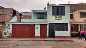 Casa 2 pisos San Juan de Miraflores