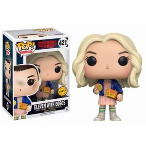 Funko POP! 421 Stranger Things Eleven With Eggos Chase