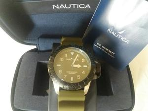 Vendo Reloj Nautica Nuevo Original