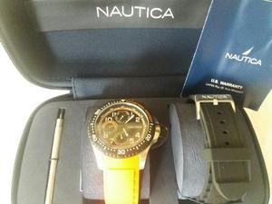 Vendo Reloj Nautica Original Nuevo