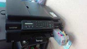 Impresora Brother Sistema Continuo