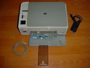 Impresora multifuncional de alta gama hp Photosmart C