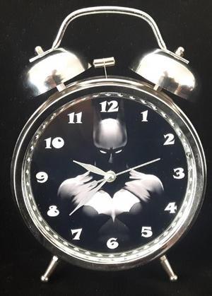 Reloj Despertador Estilo Vintage Batman