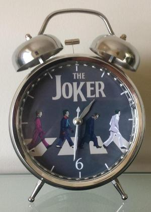 Reloj Despertador Estilo Vintage The Joker