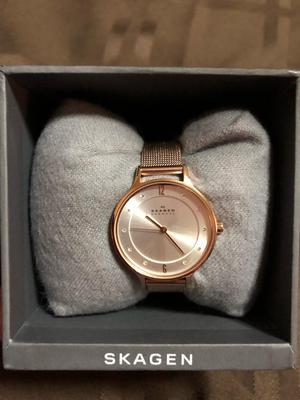 Reloj Skagen Original Rose Gold