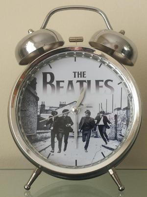 The Beatles Reloj Despertador Estilo Vintage The Beatles