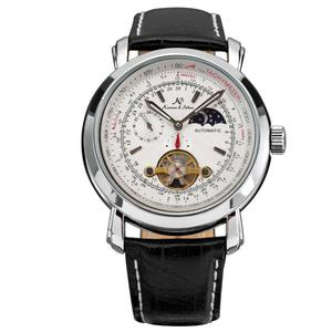 Reloj De Pulsera KS Moda Hombres Dial Blanco Clásico