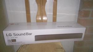 Vendo Sound Bar Lg Sellado
